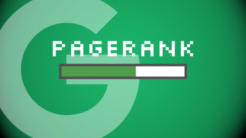 Adeus ao PageRank do Google