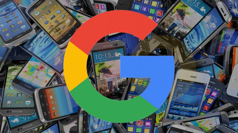 Google está criando um índice de buscas mobile, para celulares, separado do atual